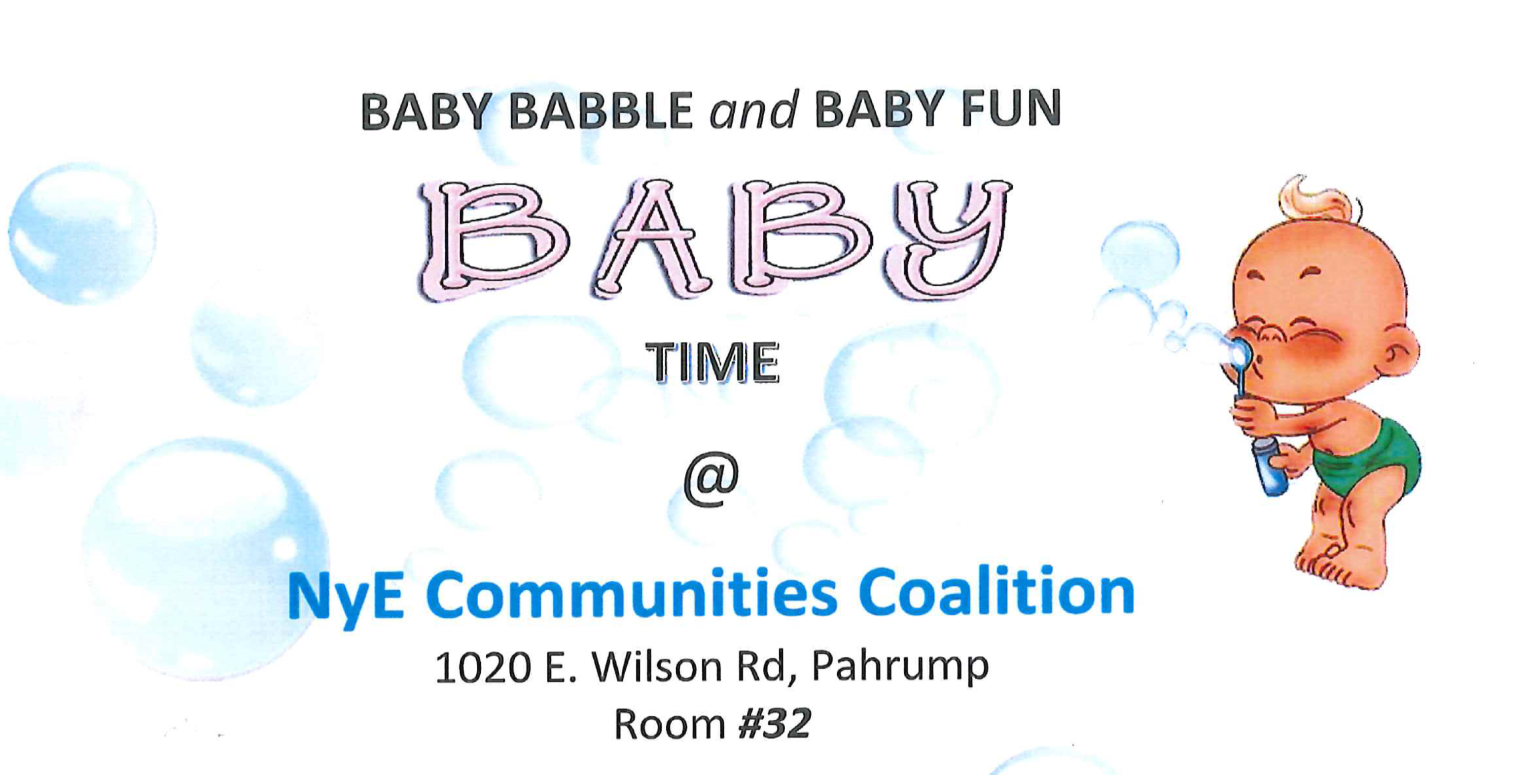 BabyTime @ NyE Communities Coalition